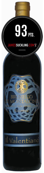 Brunello di Montalcino Riserva  DOCG - 2012- Il Valentiano