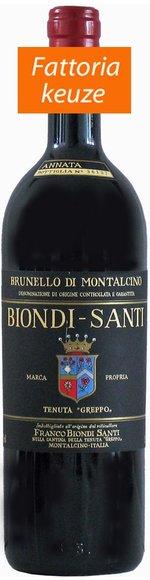 Brunello di Montalcino Annata - 2009 - DOCG  - Tenuta Greppo - Biondi Santi