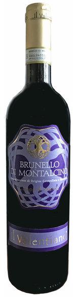 Brunello di Montalcino DOCG - 2015 - Campo di Marzo - Il Valentiano