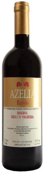 Barolo DOCG Riserva - Bricco Voghera - 2009 - Azelia di Luigi Scavino