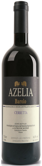 Barolo - Cerretta Cru - DOCG - 2016 - Azelia di Luigi Scavino