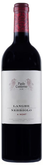 Langhe Nebbiolo DOC  - A Mont - 2017 - Paolo Conterno