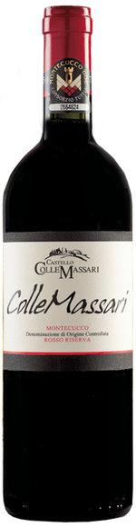 ColleMassari Montecucco Rosso Riserva Doc 2016 - ColleMassari