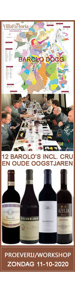 Unieke - Barolo Proeverij - Amsterdam - Zondag 11 Oktober 2020