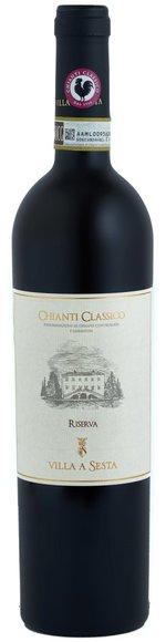 Chianti Classico Riserva D.O.C.G. - 2015 - Villa a Sesta