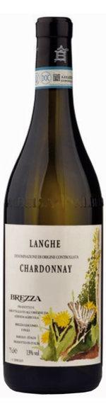 Langhe DOC - Chardonnay - 2019 - Brezza