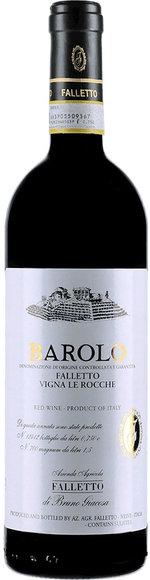 Barolo  DOCG - 2015 - Falletto Cru Vigna Le Rocche - Bruno Giacosa