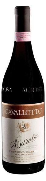 Cavallotto Barolo MGA Bricco Boschis Riserva Vigna 'San Giuseppe' 2012 - Cavallotto