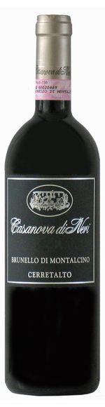 Brunello di Montalcino DOCG Riserva - Cerretalto 2007 - Casanova di Neri