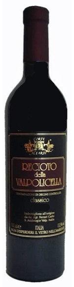 Recioto della Valpolicella D.O.C. Classico - 2008 - Corte Aleardi - Veneto