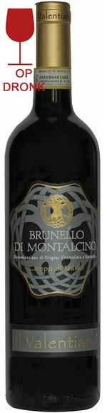 Brunello di Montalcino DOCG - 2013 - Campo di Marzo - Il Valentiano
