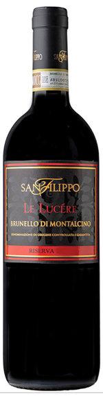 Brunello di Montalcino - DOCG - Le Lucére Riserva - 2015 - San Filippo