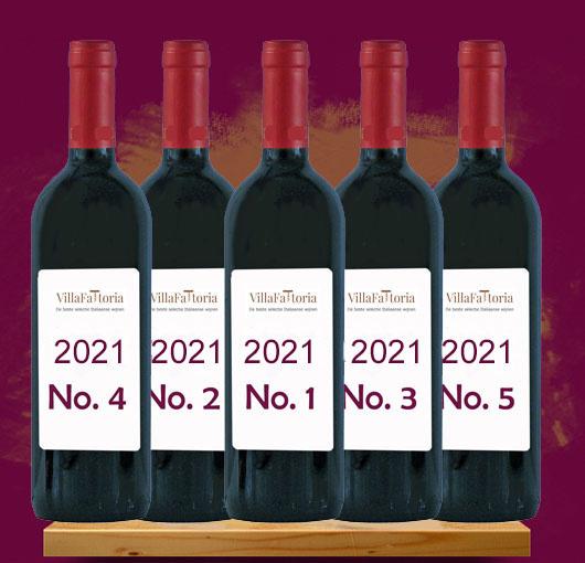 Best Verkochte Italiaanse Wijnen - Meest Geliefde Italiaanse Wijnen