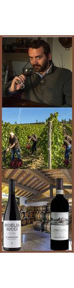 Online vanaf het domein Sangiovese Wijnen - Vrijdag  28-05-2021 - 19.30 uur