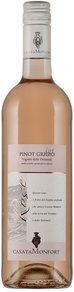 Pinot Grigio Rose - Rosato - Dolomiti IGT - 2020 - Cantine Monfort