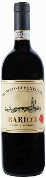 Brunello di Montalcino DOCG - Colombaio di Montosoli - 2016 - Baricci