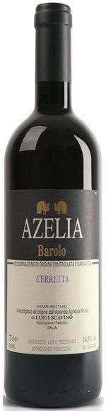 Barolo - Cerretta Cru - DOCG - 2017 - Azelia di Luigi Scavino
