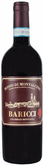 Rosso di Montalcino DOC - 2019 - Montesoli - Baricci
