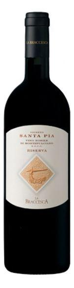 Santa Pia - Vino Nobile DOCG Riserva - 2012 - La Braccesca - Antinori