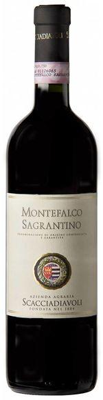 Montefalco Sagrantino DOCG - 2012 - Scacciadiavoli