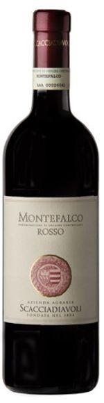 Montefalco Rosso DOC - 2016 - Scacciadiavoli
