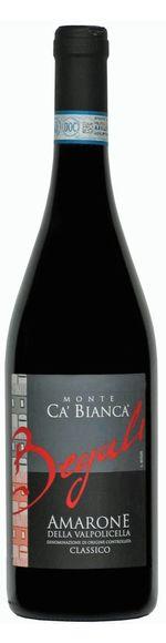 Amarone Classico Monte Ca' Bianca DOC - 2013 -Lorenzo Begali