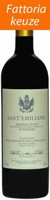 Barbera d'Asti Superiore DOC-Sant Emiliano - 2016 - Marchesi Incisa