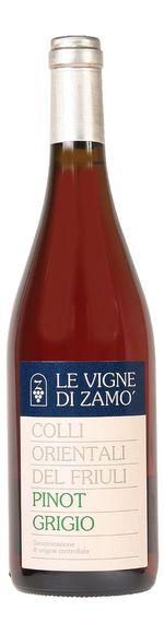 Pinot Grigio - Colli Orientali del Friuli DOC - 2018 - Le Vigne di Zamo