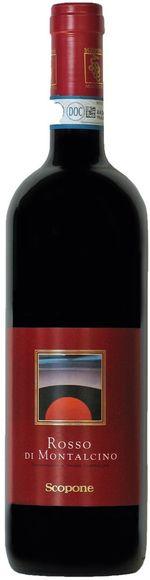 Rosso di Montalcino DOC - 2015 - Az. AGr. Scopone