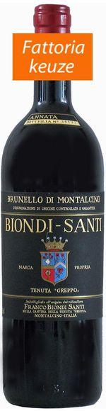 Brunello di Montalcino Annata - 2013 - DOCG  - Tenuta Greppo - Biondi Santi