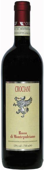 Rosso di Montepulciano -DOC - Crociani