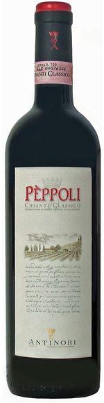 Pèppoli Chianti Classico DOCG - Antinori