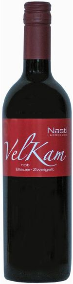 Velkam - Blauer Zweigelt - Weingt Nastl - Oostenrijk