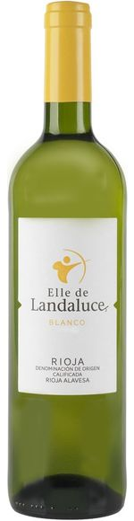 Elle de Landaluce Blanco - DOCa. Rioja Alavesa - Bodegas Landaluce