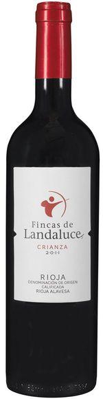 Crianza DOCa Rioja Lavesa - Bodegas Landaluce