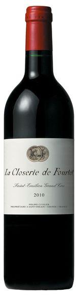 La Closerie de Fourtet - 2010 - Saint-Emilion - Grand Cru - Philippe Cuvelier