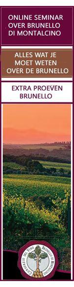 Webinar incl. fles Brunello di Montalcino - Woensdag 16-09-2020 - 20.00 uur
