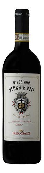 Nipozzano Vecchie Viti - Chianti Rufina Riserva DOCG - 2012 - Marchesi Frescobaldi
