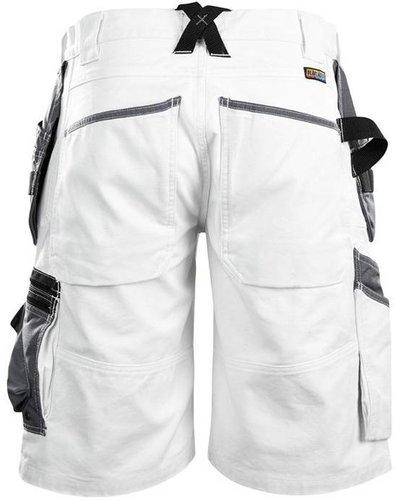 Blaklader 1512 Short X1500 witte korte werkbroek