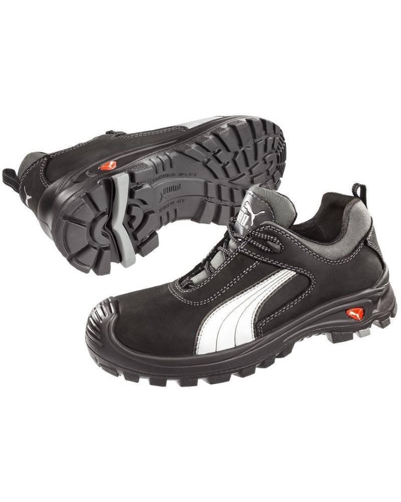 Puma Werkschoenen.Puma Safety Shoes 64 072 0 Puma Werkschoenen