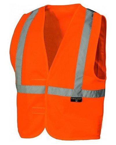 Tricorp Kinderveiligheidsvest geel of oranje