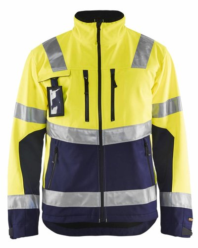 Blaklader 4900 Reflecterende Soft Shell Jas