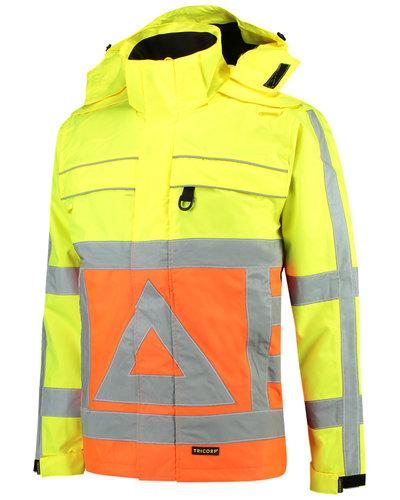 Tricorp Verkeersregelaars jas (Parka VR)