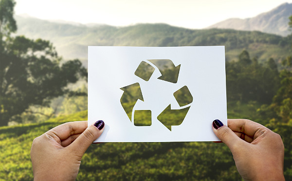 Recycling stockfoto - gemaakt door: Freepik.com