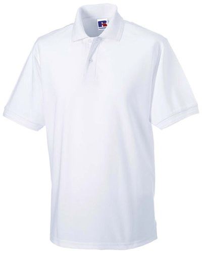 Russell 599M Polo Wit