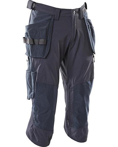 Mascot Driekwart broek met knie- en spijkerzakken