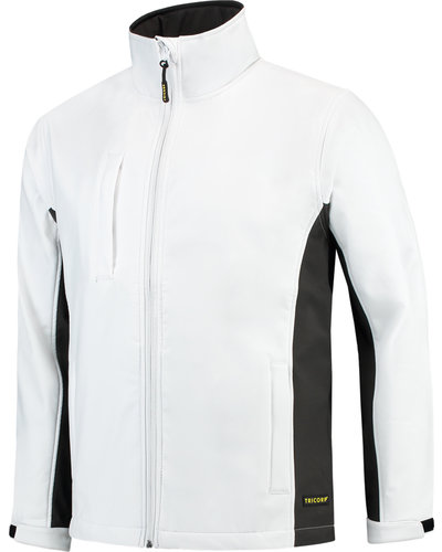Tricorp TJ2000 Witte Soft Shell Jas