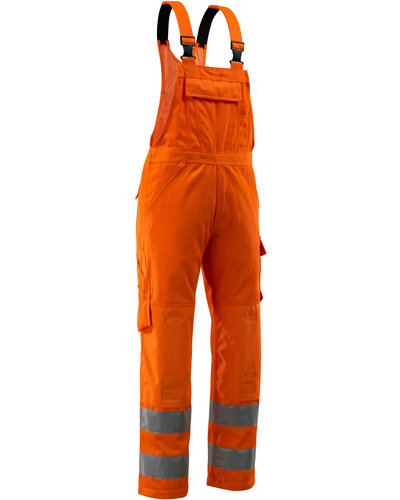 Mascot Devonport 16869-860 Amerikaanse overall in fluorescerend oranje