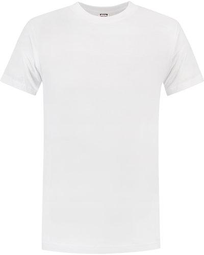 Tricorp T145 Wit T-shirt met ronde hals