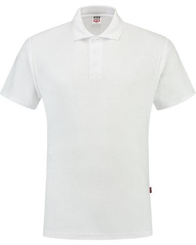 Tricorp Witte Heren Polo voor schilders en stucadoors